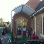 Eastington Primary School - Bespoke Tensile Structure