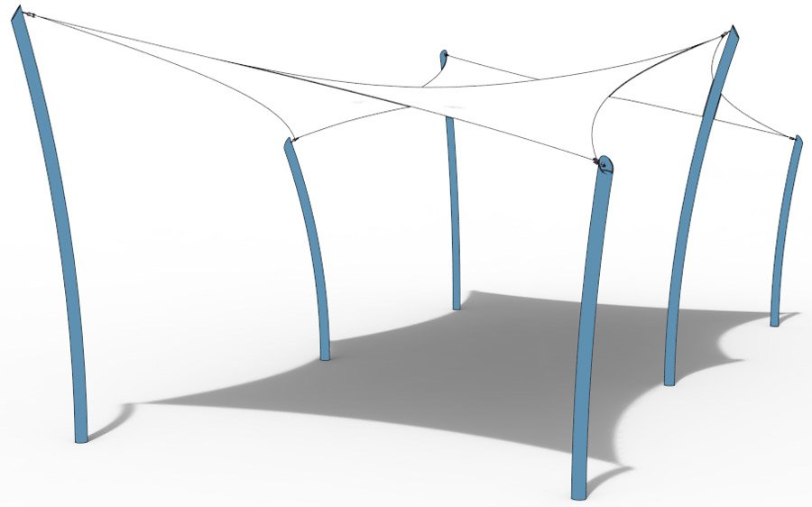 Double Roller - Shade Sails